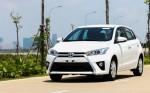 Toyota Yaris 2016 trang bị động cơ mới ra mắt tại Việt Nam