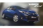 Cận cảnh chiếc Toyota Yaris Ativ giá rẻ giật mình