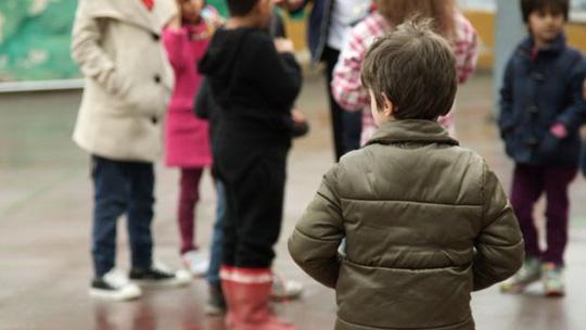 'Tuyệt vọng cảnh bán thân của trẻ di cư