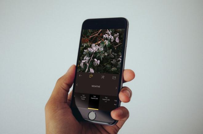 5 ứng dụng chụp ảnh trên iPhone cho chất màu cổ điển