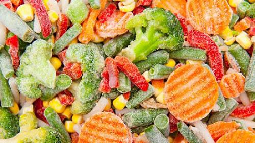 'Bất ngờ: Rau quả đông lạnh bổ dưỡng hơn rau quả tươi