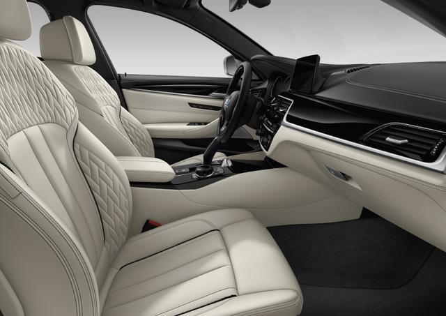 Xe sang BMW 5-Series 2017 có thêm phiên bản giá rẻ nhất mới