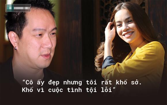 Huy MC lần đầu nói về quá khứ với Hà Hồ: