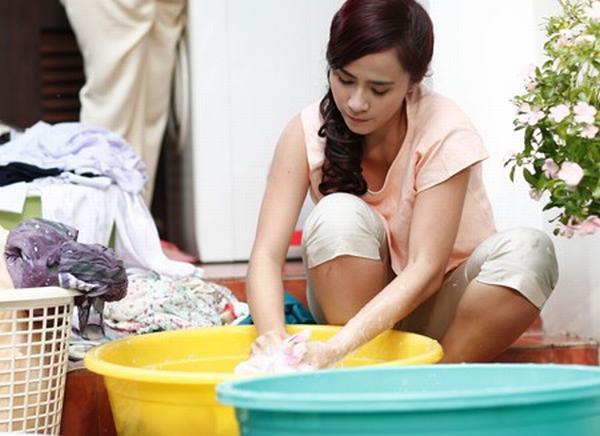 80% bà nội trợ thường mắc những lỗi sai này khi giặt giũ