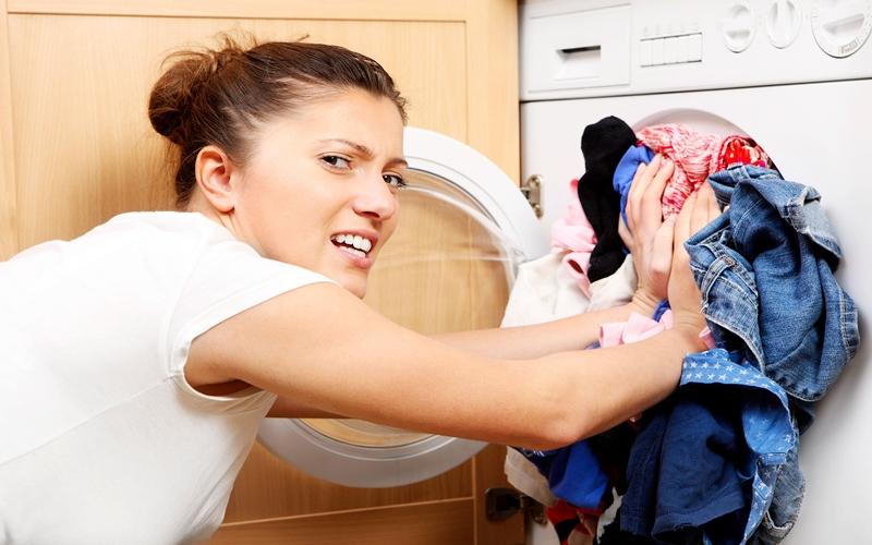 Mẹo sử dụng máy giặt ít tốn điện và nước