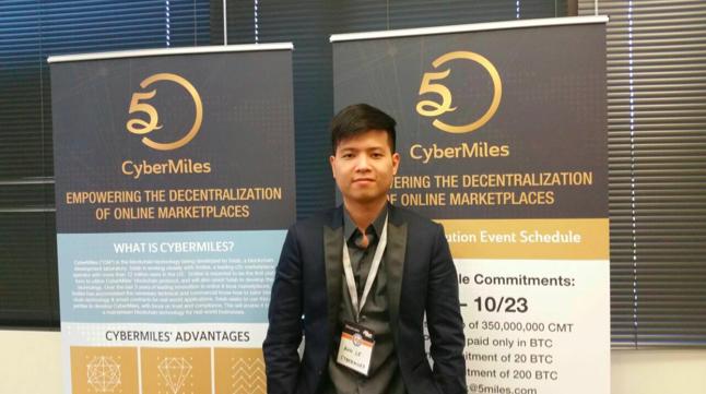 CyberMiles huy động được hàng triệu Euro từ các nhà đầu tư tài chính, giai đoạn tiền ICO