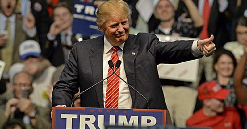 Điều ít người biết đằng sau lớp áo vải của ông Trump