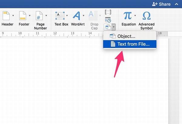 """""""Độc chiêu"""" gom nhiều file word nhỏ lại thành một file"""