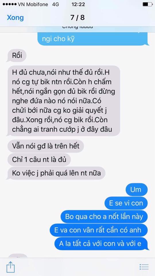 Nóng trên Facebook: Bị phát hiện ngoại tình, chồng gọi điện cho mẹ vợ dọa giết cả nhà