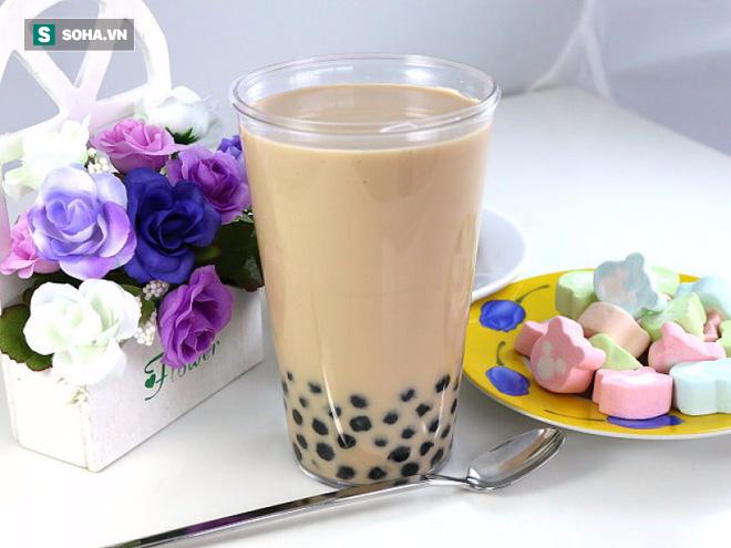 Về lời buộc tội trà sữa là