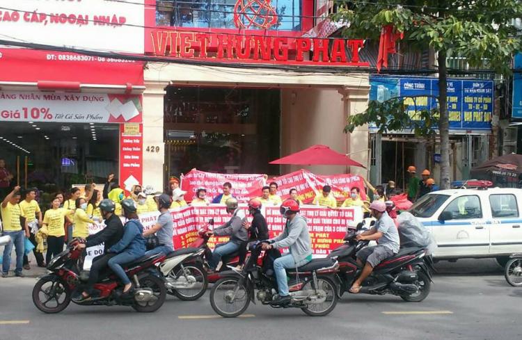 Mua đất Sài thành, bị đưa xuống tỉnh: Tiếp tục xuất hiện nạn nhân tố cáo Việt Hưng Phát lừa đảo